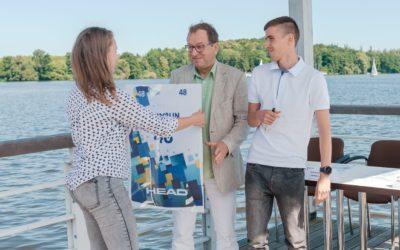 Jest szansa na kolejną dużą imprezę sportową nad Jeziorakiem. Ruszyły przygotowania do SwimRun Poland Jeziorak 2019