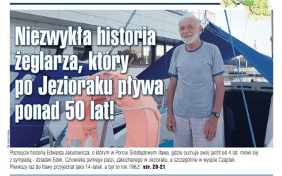 Życie Powiatu Iławskiego dostępne w portowej informacji!