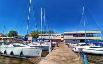 Port Śródlądowy gotowy do sezonu żeglarskiego